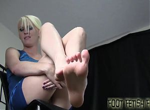 We know you love staring at our bare feet