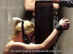 On Your Knees for Whipping