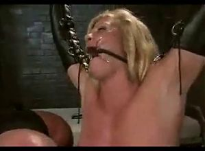 Ginger Lynn BDSM