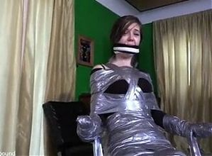 Bound and Gagged By JJ