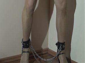 My Slavelife 8 with pantyhose