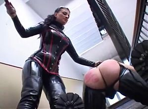 Humiliation - Faceslapping, Bootworship, Human ashtray