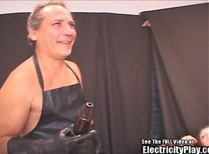 Amy Schumer Anal Bondage Electro Shock Porn