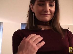 PASCALSSUBSLUTS - Sub Adreena Winters Receives Cum In Mouth