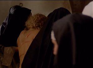 Nun whipped