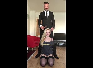 PASCALSSUBSLUTS - BBW Estella Bathory Rammed by Hung Master