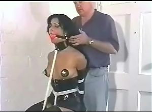 BDSM Vintage Interracial