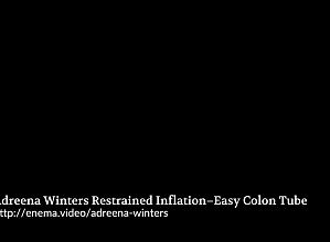 Adreena Winters Restrained Inflation - The Easy Colon Tube