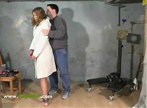 Punishment In Front Of Audience - Jocoboclips.com - Slave