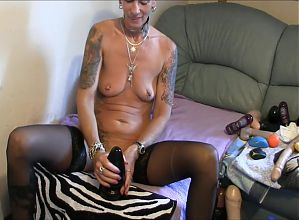 Anal destruction slut.2