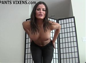 Rub my yoga pants with your big hard cock JOI