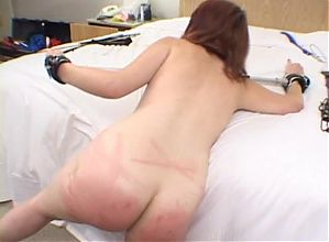 Caning on Bed
