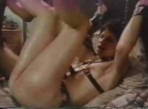 Classic Bondage Scene From Honey Pie