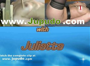 Slave Owners Delight - Jupudo.com - Butt plugged Slavegirl