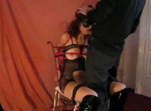 BDSM model slave