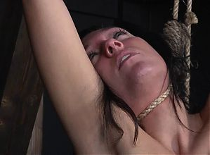 Other slave punishment but carefully