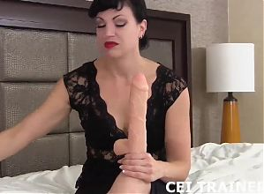 Eat this cum for me right now CEI