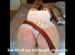 Free Preview: An Old Fashioned Belt Whipping